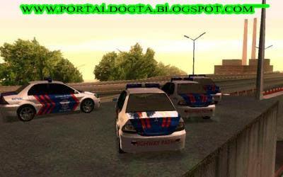Mitsubishi Lancer GLXi Polisi Indonesia