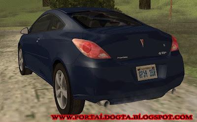 Pontiac G6 mods gta san andreas
