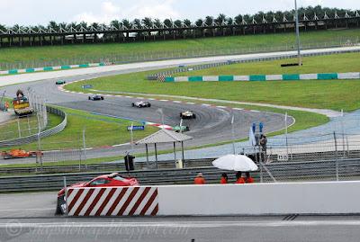 A1GP Race SIC S curve