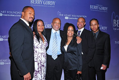 Jermaine Jackson Jr., Autumn Jackson, Berry Gordy, Hazel Gordy