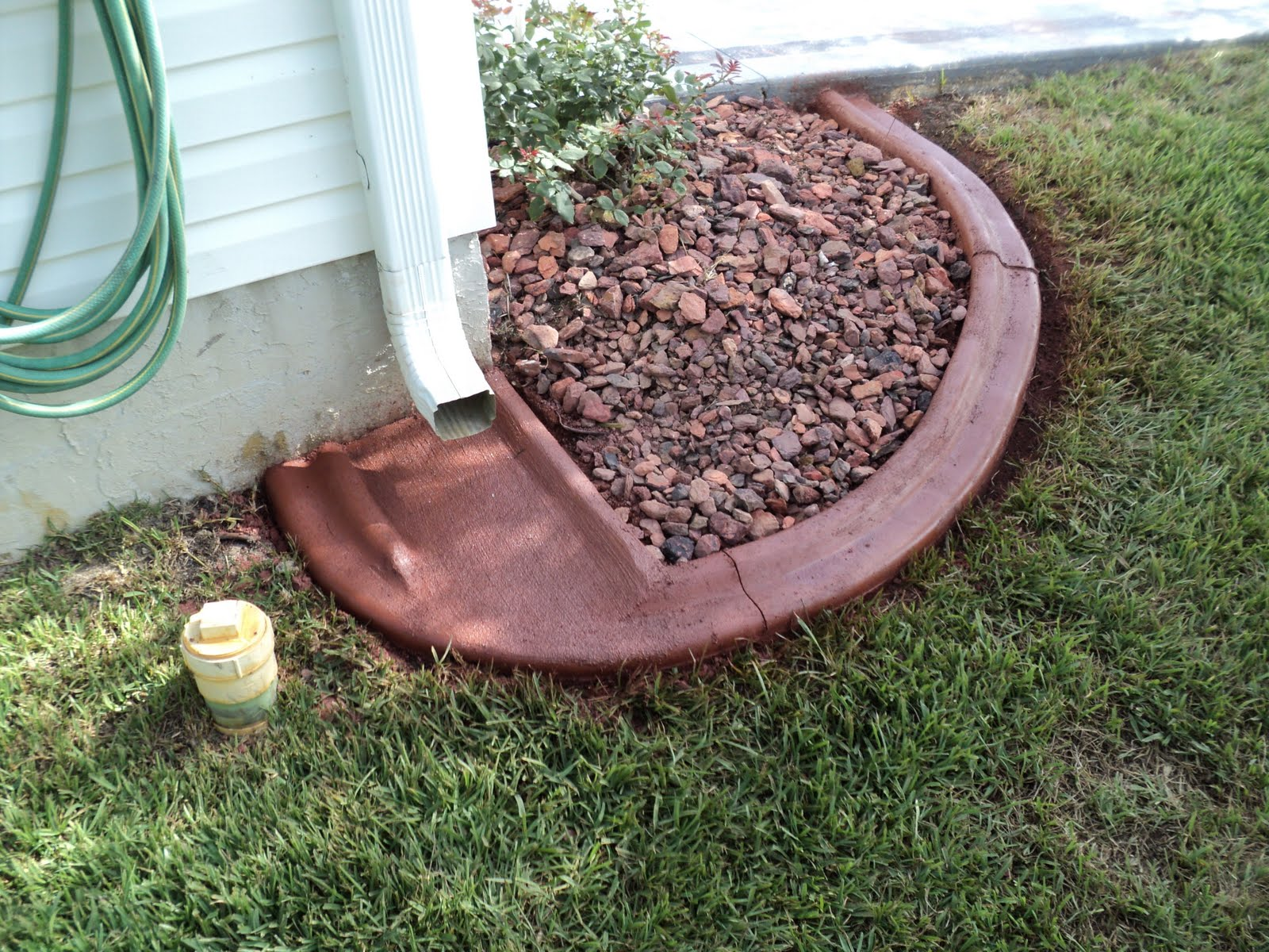 Curb Appeal With Patriot Curbing