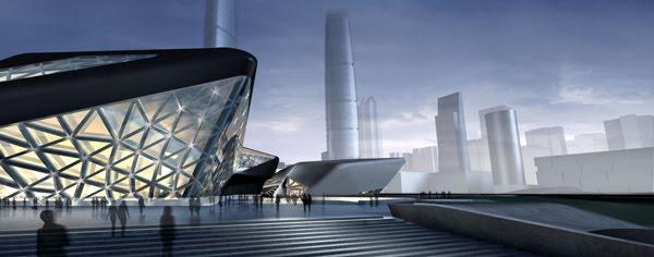 Guangzhou Opera House (???