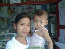 my wife n my cild