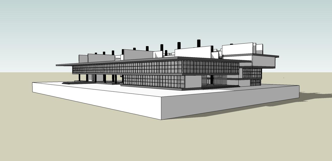 Grupo aq facultad de arquitectura de la usp for Facultad arquitectura