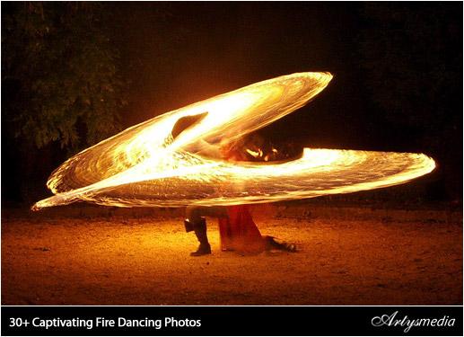 Fotografía - Resumen 1ª Semana de Febrero 2010 - 30+ Captivating Fire Dancing Photos