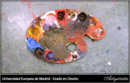 El Grado en Diseño es reconocido oficialmente en la universidad española
