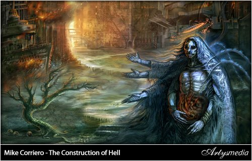 Mike Corriero - The Construction of Hell