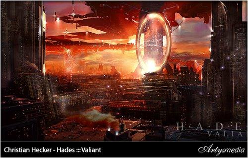 Christian Hecker - Hades ::: Valiant
