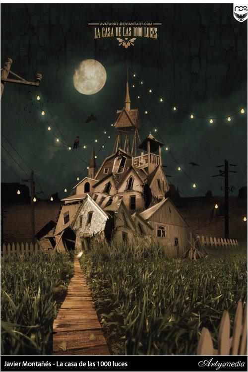 Javier Montañés - La casa de las 1000 luces