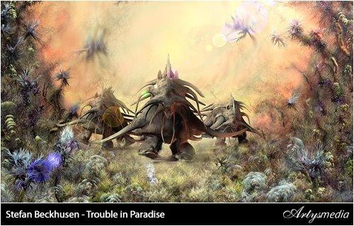 Stefan Beckhusen - Trouble in Paradise