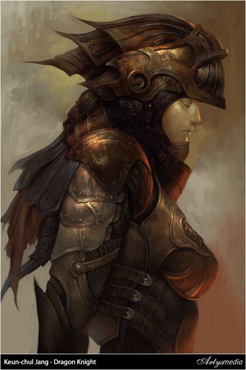 Keun-chul Jang - Dragon Knight