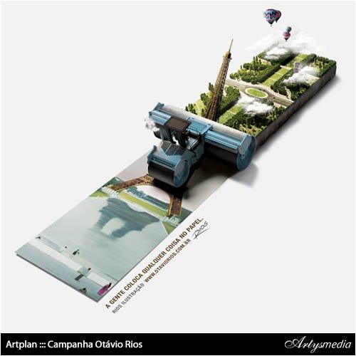 Artplan ::: Campanha Otávio Rios