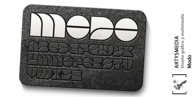 Font – Modo