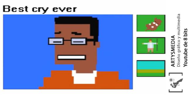 8-Bit YouTube