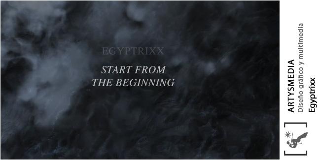 Egyptrixx - Start from the Beginning