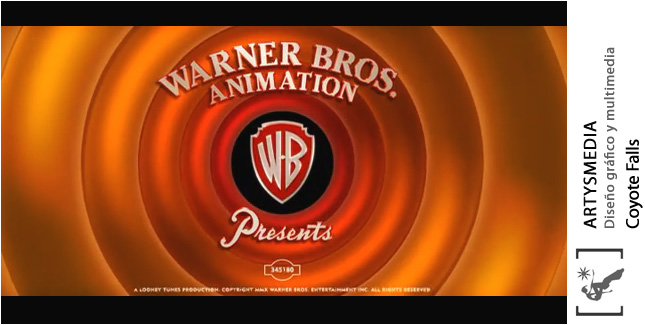 Warner Brothers - Coyote Falls