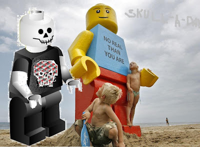 Lego Man Washed Up On Beach In Florida