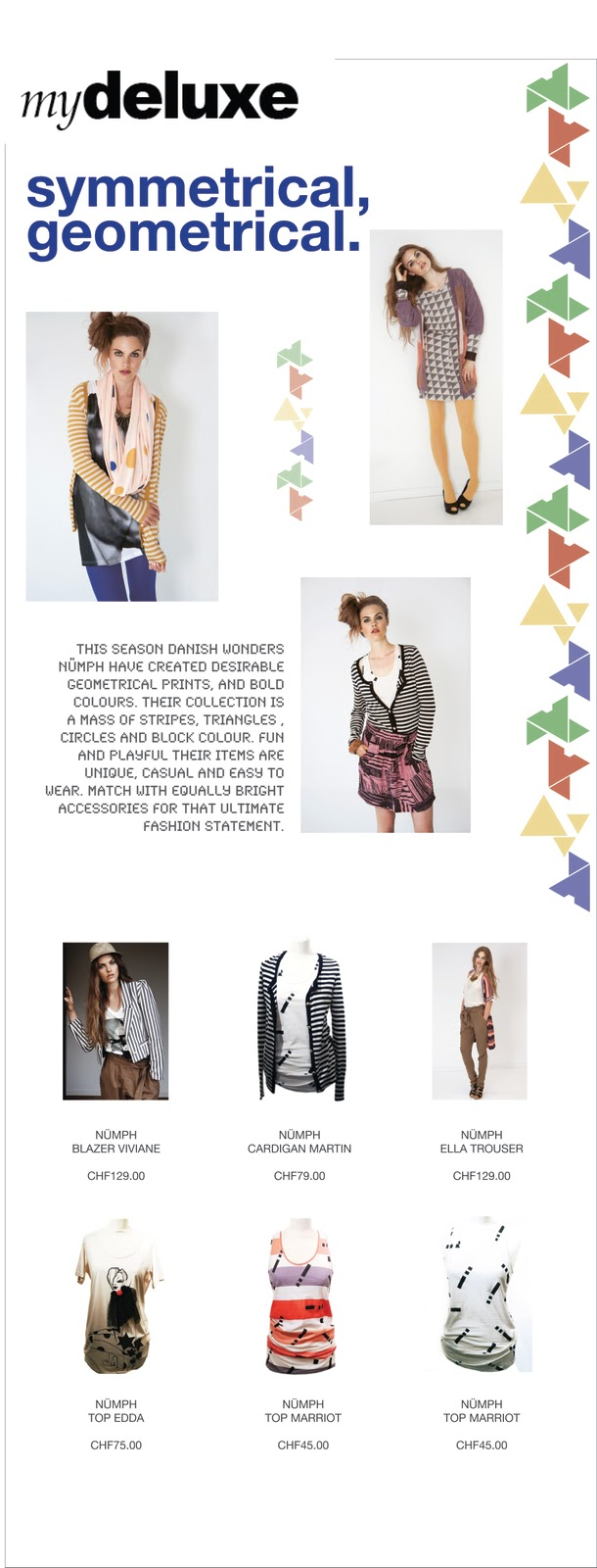 Danish Magazine Fashion