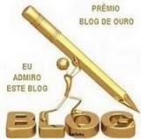 Selo Blog de Ouro!