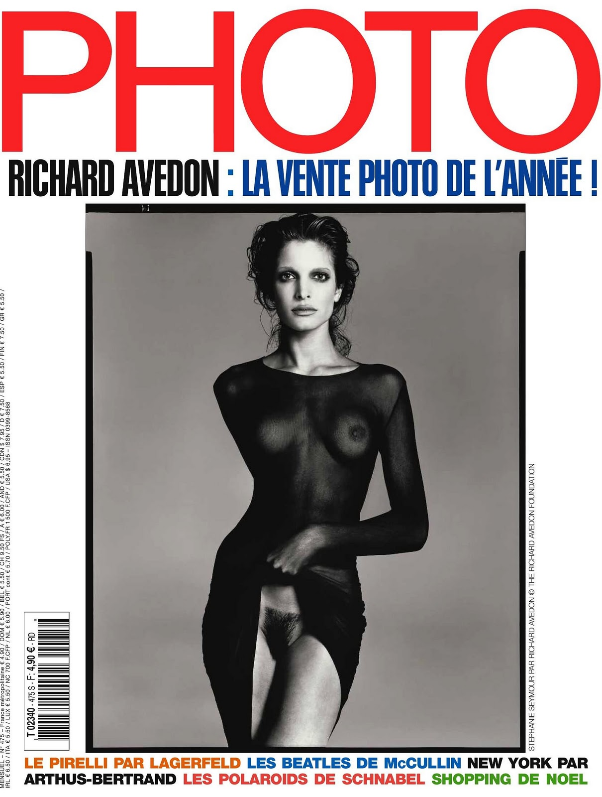 73379 tduid300116 by mah0ne Stephanie Seymour NUDE Photo Magazine France December 2010 001 122 162lo Charlotte Herbert and Friends Nude Front Pictures. 10 Jan 2011 at 19:01