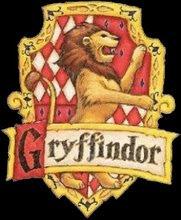 Proud Gryffindor!