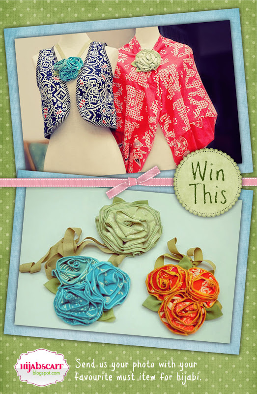Win This ! - Hijab Scarf