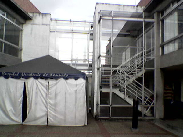 Remodelacion Centro Psiquiatrico Hospital Kennedy 2006