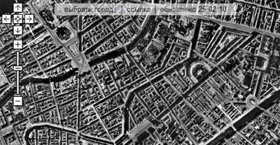 Maps mania wwii aerial photos on google maps this russian google maps mashup allows you to view world war ii aerial photographs of russia ukraine and estonia the photographs have been sourced from gumiabroncs Choice Image
