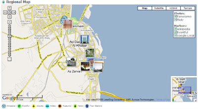 mapdango screen shot