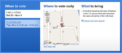 GoVote Map