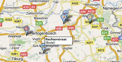 Worksheet. Maps Mania Dutch Google Maps Mashup Roundup