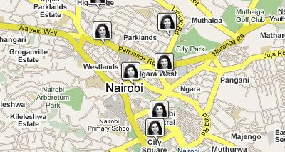 Maps Mania Google Maps Launches in Kenya