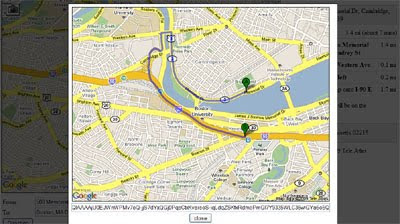 how to get the current location on google map api
