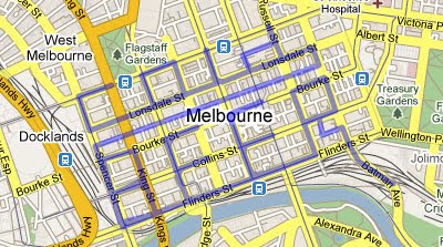 Maps Mania: Drawing on Google Maps on
