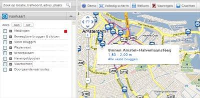 online vaarkaart nederland