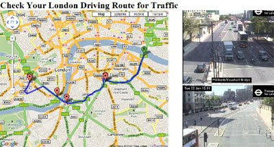 Maps Mania: Traffic Cams Added to Driving Directions on
