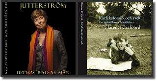 Christina Jutterström och Clarence Crafoord