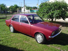 El Opel de Javier