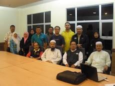 AJK Komuniti HPA Putrajaya bersama Komiti Nilai