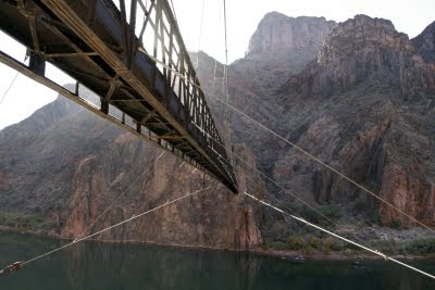 Kaibab Bridge over Colorado River