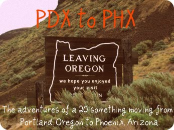 PDX to PHX