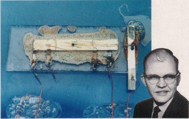 El primer circuito integrado y su creador