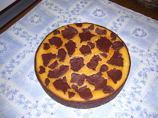 Russicher Zupfkuchen is a popular European cheesecake