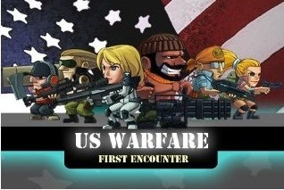 US Warfare First Encounter Iphone Game
