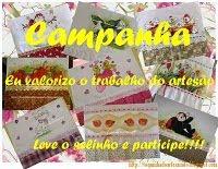 CAMPANHA: Valorizando o Artesanato!!!