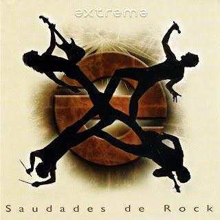 Saudades De Rock caratulas extreme portada ipod