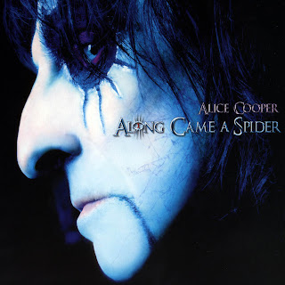 Caratulas Along Came A Spider Alice Cooper Portada
