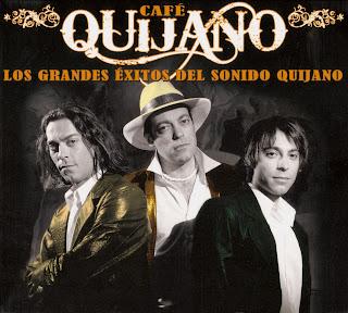 Los Grandes Éxitos Del Sonido Quijano caratulas frontal portada tapa cover ipod