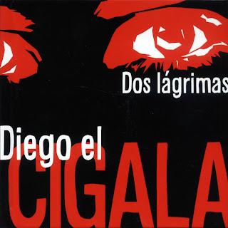 Dos Lagrimas caratulas Diego El Cigala