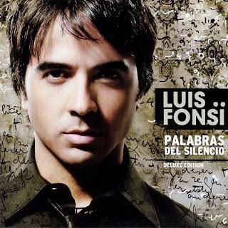 Luis Fonsi caratulas Palabras Del Silencio cd cover ipod